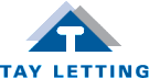 TAY LETTING, Glasgow logo