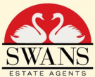 Swans Estate Agents, Ashford branch logo
