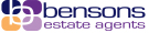 Bensons Estate Agents, East Kilbride logo