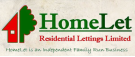 Homelet Residential Lettings, Dorset branch logo