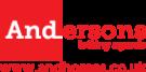 Andersons Lettings, Birmingham logo
