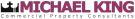 Michael King Commercial, Reading logo