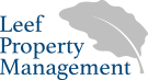 Leef Property Management Ltd, Warrington logo