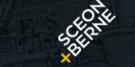 Sceon + Berne  , London logo