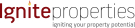 Ignite Properties, Leamington Spa logo
