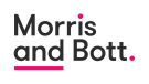 Morris and Bott, Bideford logo