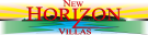 New Horizon Villas, Almeria  logo