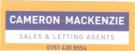 Cameron Mackenzie, Liverpool logo