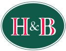 Howick & Brooker, Old Harlow branch logo