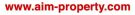 Aim Property , Mallorca logo