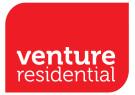 Venture Residential, Luton logo