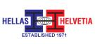 Hellas-Helvetia, London details