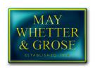 May Whetter & Grose, St Austell - Commercial branch logo
