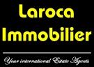 Laroca Immobilier, Marignana logo