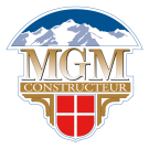 MGM, Le Lodge des Neiges - Outright logo