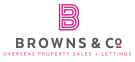 Browns & Co International Ltd , Manchester branch logo
