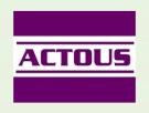 Actous Immobilier, Villefagnan logo