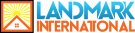Landmark International, Redditch logo