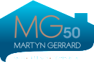 Martyn Gerrard, Land & New Homes  logo