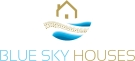 Blue Sky Houses, Cyprus  logo