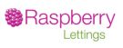 Raspberry Lettings, Batley branch logo