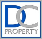 D C Property, Launceston logo