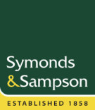 Symonds & Sampson , Blandford Office branch logo