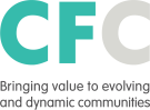 C F COMMERCIAL LIMITED, London logo