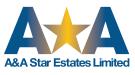 A&A Star Estates LTD, Finchley logo