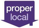 Proper Local, E14 logo
