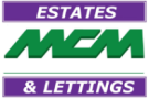 MCM Estates & Lettings, Jacksdale logo