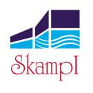 Skampi, London logo
