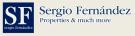 Sergio Fernandez Properties S.L, Malaga logo