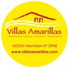 Villas Amarillas, Alicante logo