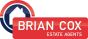 Brian Cox, Harrow Lettings logo