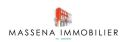 Massena immobilier, Nice logo