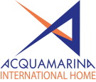 Acquamarina International Home, Liguria logo