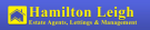 Hamilton Leigh Estates UK, Barking and Dagenham branch logo