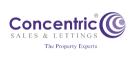 Concentric Sales & Lettings, Hinckley branch logo