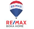 RE/ MAX Boka Home, Kotor logo