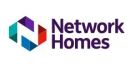 Network Homes, The Big Blue branch logo