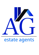 AG Estate Agents, London branch logo