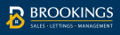 Brookings, Dagenham branch logo
