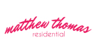 Matthew Thomas Residential, Ripley logo