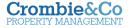 Crombie & Co Property Management Limited, Edinburgh logo