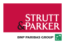 Strutt & Parker, Covering Berks & North Surrey New Homes logo