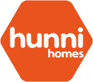 hunni homes, Tunbridge Wells logo