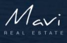Mavi Real Estate, Kalkan-Kas logo