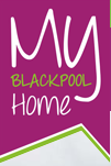 My Blackpool Home, Blackpool logo
