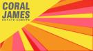 Coral James Estate Agents , Grantham logo